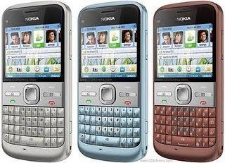 Nokia E5, Harga Nokia E5, Spesifikasi Nokia E5