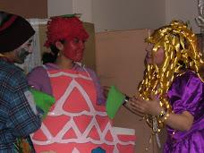 Alumnos de Pedagogia Teatral