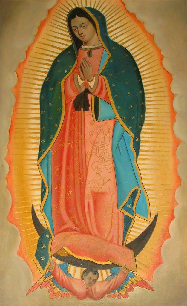 our lady of guadalupe   images of faith