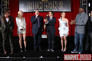 IRON MAN 2: PREMIERE MUNDIAL EN FOTOS Y VIDEOS (iron man premiere )