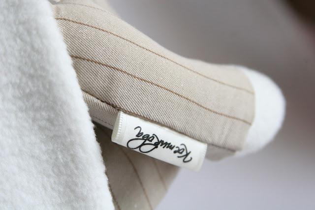 Изготовление бумажных этикеток для одежды