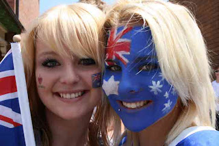 befolkningen i australia