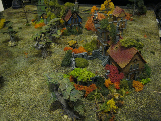 Game Mats/Surfaces... Warhammer+Games+Workshop+Fortified+Manor+Chapel