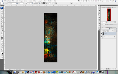 Creating a Grungy Distressed Banner