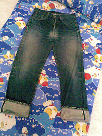 Big E Selvedge 503 (sold)