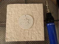 Soplete rejilla fibra ceramica   Soplete,  rejilla y fibra de cerámica