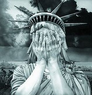 crying for America