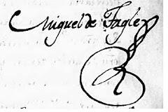 Firma Miguel de Tagle 1797