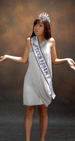 Miss Teen Korea International 2011