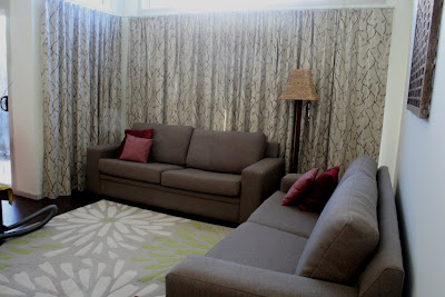 Curtains  Drapes  Living Room on Crappy I M Afraid But Here Is The Big Reveal First The Living Room