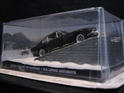 James Bond Car Collection: The Living Daylights
