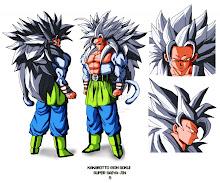 Goku super saiajin 5