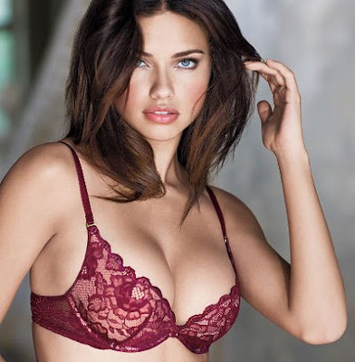 Adriana Lima fascinating image
