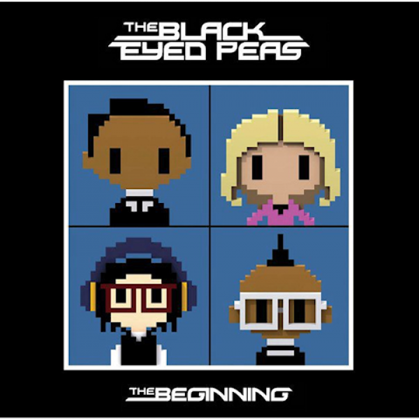 The Black Eyed Peas – The Beginning (Album Cover). October 30th, 2010 by