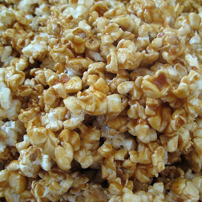 Microwave Caramel Popcorn | Real Mom Kitchen