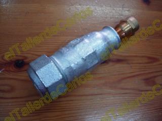 Eltallerdecarlos instalaci n de fontaner a unir tubo de for Tubos de fontaneria