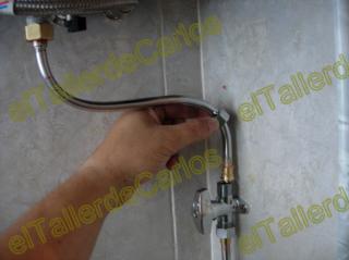 Eltallerdecarlos instalaci n de gas 3 soldar racores y for Instalacion gas butano