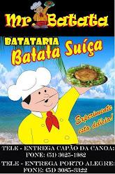 BATATARIA DO MISTER BATATA
