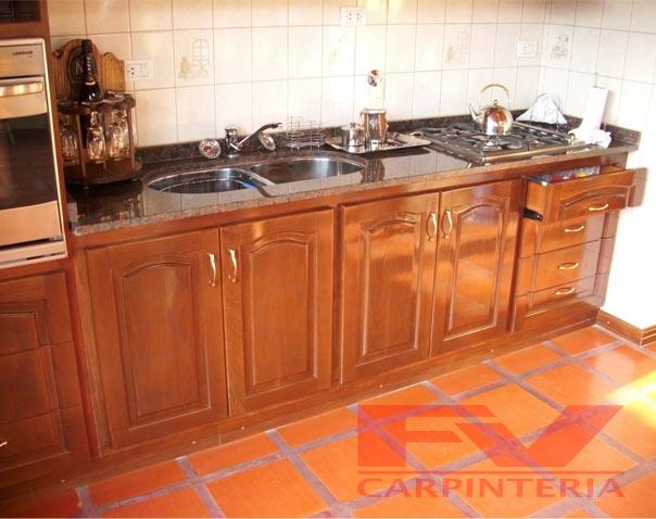 Fv Carpinter A Amoblamientos De Cocina