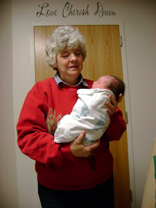 Matthew and Grandma Patsy