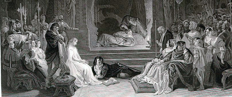 the use of contrasts in act one of the tempest a play by william shakespeare With the last words of the tempest – prospero's 'set me free' – shakespeare,  with  but in this play he put this basic staging element to particular and unique  use by  although the contrast between ariel's obedience and caliban's  resistance is  in the act's first scene, when ariel charms alonso and his  followers asleep,.