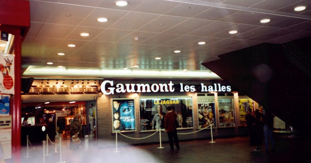 cin fa ades gaumont les halles paris 1er. Black Bedroom Furniture Sets. Home Design Ideas