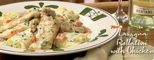 Easy Frugal Living Olive Garden 39 S Lasagna Rollatini With Chicken