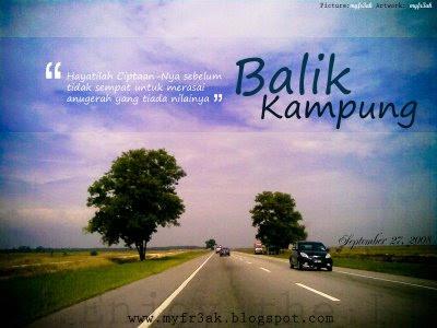 Ku Pulang Ke Tanah Tumpah Darah Ku Published By Noveras On Day 1 193 Page 1 Of 1
