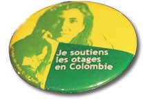 Ingrid Betancourt une autre victime de ses idée....