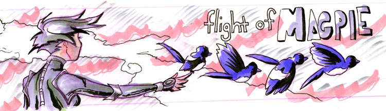 Flight of Magpie