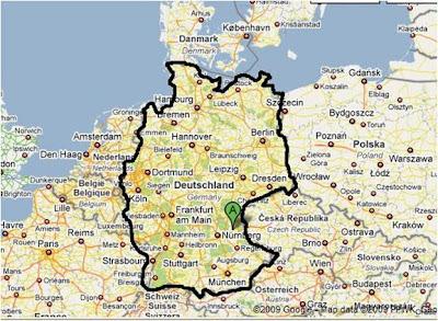 Grafenwoehr Germany Map France Map - Germany map grafenwoehr