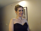 2009 - A bridesmaid at about 175