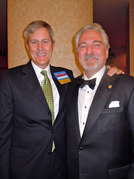 Allen with BNI Founder, Dr. Ivan Misner