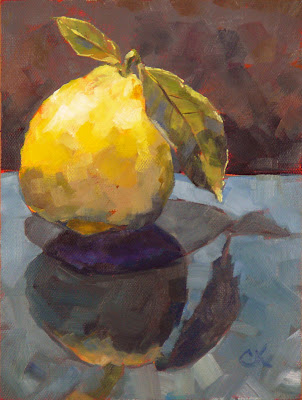 Becca's Lemon