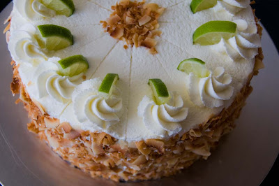 Sweet Treats: food, photography, life: Key Lime & Coconut Cake ...