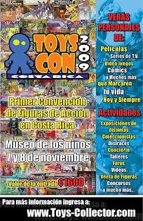 Toy`s Con 2009 y Legionariox Toyscon