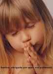 Acredite na Fé que vem de ti e da força de sua oração! Deus responde sempre!