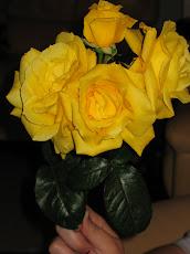 De mi rosal para vosotros-as