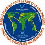 Marcia Mondiale per la Pace e per la Non violenza