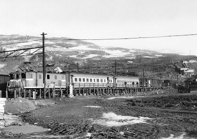 地方私鉄 1960年代の回想: 栄枯盛衰 松尾鉱山 案内文章 高度成長期に突入した1960年代は