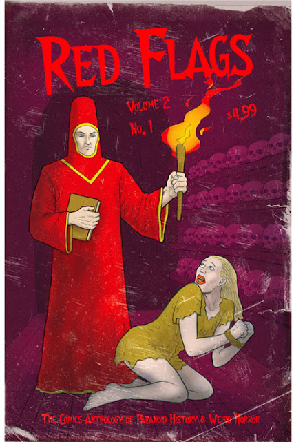 Red Flags #2 Cover