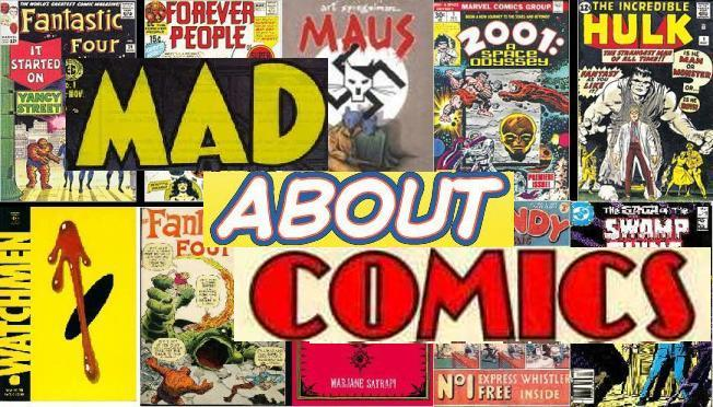 Mad About Comics