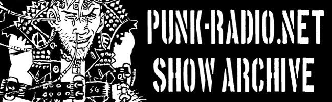 Punk-Radio.Net Show Archive