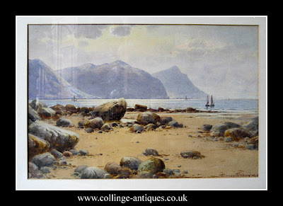 snowdonia watercolours