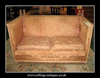 Knole Sofa Antique Knole Settee