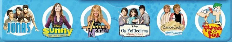 Séries da Disney