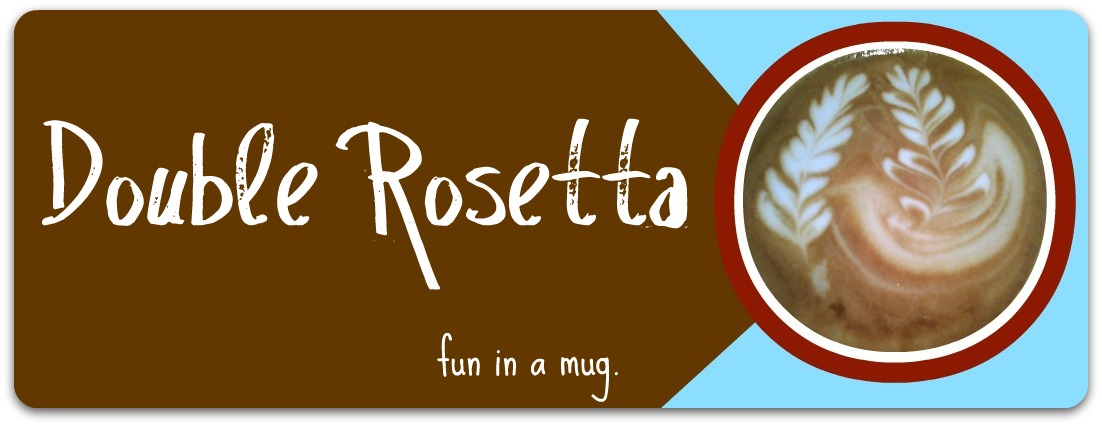 Double Rosetta (A Latte Art Blog)