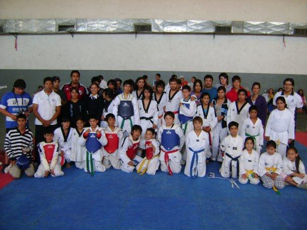 Campamento de Entrenamiento ciudad de Bariloche Río Negro