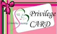 Ummikusayang Privilege Card Members
