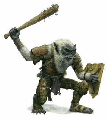 Goblins  Yetigoblin
